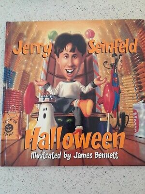 Halloween by Jerry Seinfeld (2002, Hardcover)](Seinfeld Halloween)
