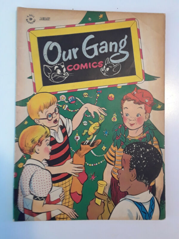 Dell Our Gang Comics #30 1947