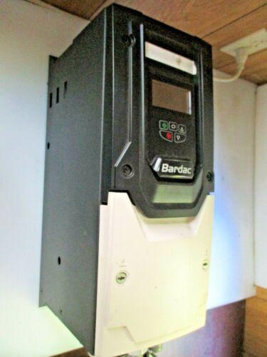 BARDAC DRIVES VFD P2 SERIES P2-42075-3HF4N