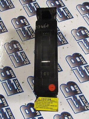 Ge Teb111030 30 Amp 1 Pole 120 Volt Circuit Breaker- Warranty