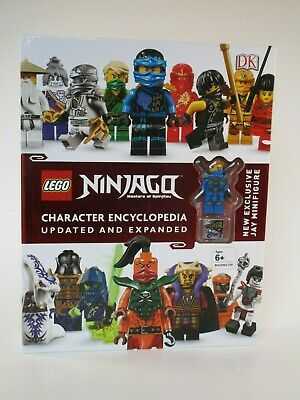 LEGO NINJAGO Character Encyclopedia, Updated Edition by Dorling Kindersley...