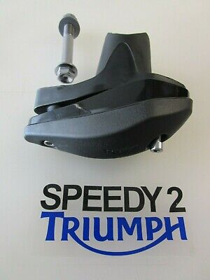 TRIUMPH SPEED TRIPLE 1050 R S RS FRAME PROTECTOR RIGHT HAND RH T978004