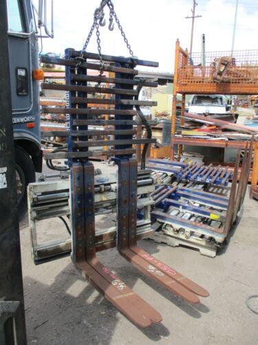 CASCADE Multiple Load or Single-Double Pallet Handler Attachment
