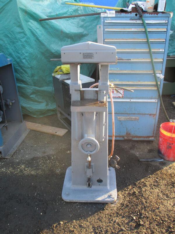 Geo Schmidt Hi - Duty Model 25 Pneumatic Marking Machine