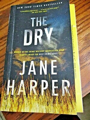 THE DRY, 2016, Jane Harper, Gold Dagger Award for Best Crime