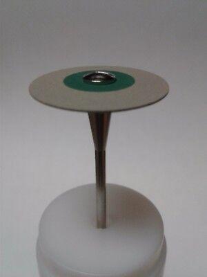 Diamond Rubber Wheel Dental Zirconia Porcelain Metal Fine