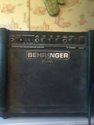 BEHRINGER V-TONE GMX110 COMBO AMP AMPLIFIER COMBO COVER p//n behr032