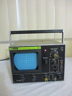 Vintage Bk Precision Model 1461 General Purpose Laboratory Oscilloscope Working