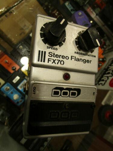 Vintage DOD FX70 Stereo Flanger