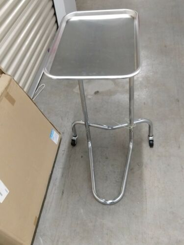Mayo Instrument Table double post Select Medical Products #312