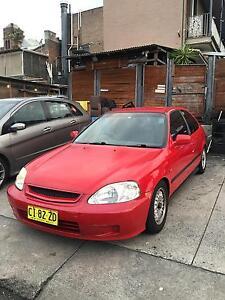 2000 HONDA CIVIC EK GLI FACELIFT Newtown Inner Sydney Preview