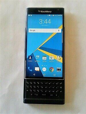 BlackBerry PRIV - 32GB - Black (AT&T) Smartphone GSM Unlocked