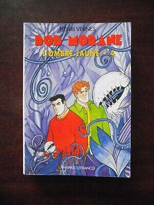 Bob Morane // l'ombre jaune - 4 - série 3000