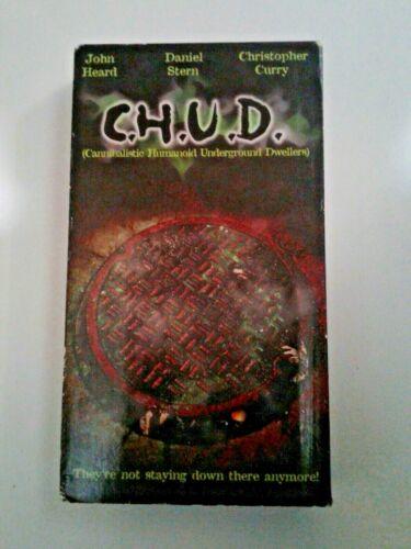 C.H.U.D. VHS (2001)