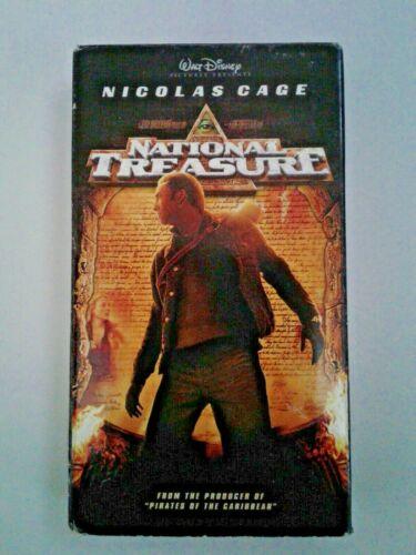 National Treasure VHS (2005)