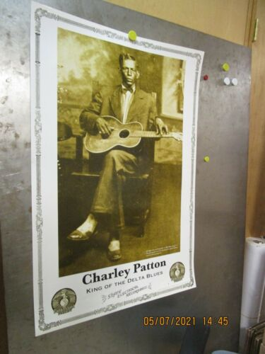 CHARLEY PATTON King Of The Delta Blues