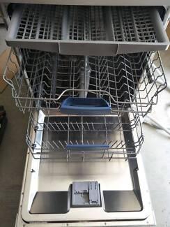 Bosch dishwasher SMS68T08 Antifingerprint