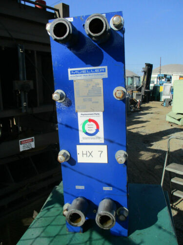 2006 MUELLER AT10 C-20 Plate Heat Exchanger Accu Therm_AS-PICTURED_GREAT DEAL!~