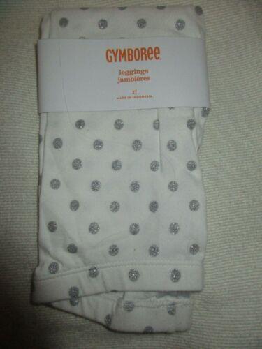 Gymboree Lavender Bunny Dot Leggings Size 2T NWT