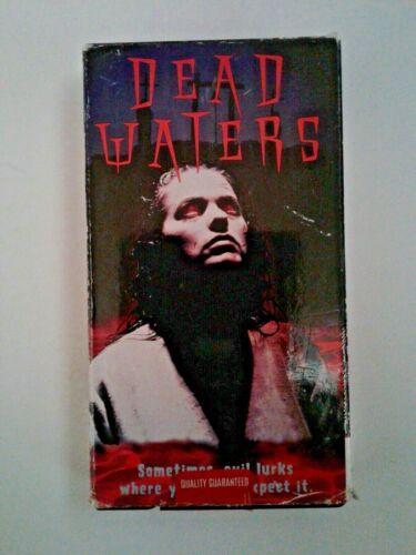 Dead Waters VHS (1997)
