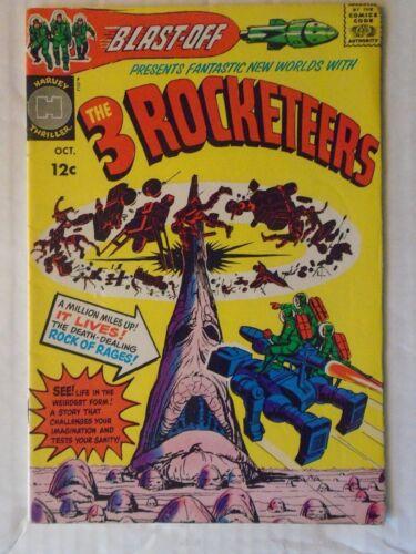 The Three Rocketeers