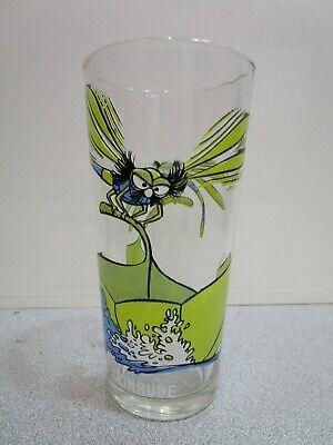 Vintage Rescuers Evinrude Pepsi Collector Series Glass 1977 Walt Disney