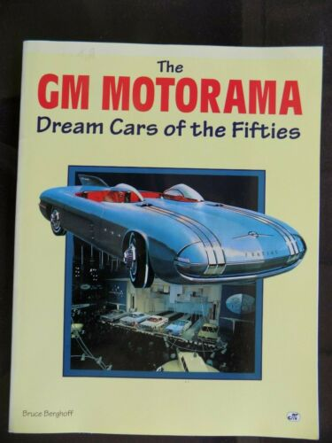 CLOSEOUT! GM MOTORAMA, Dream Car