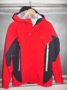 Columbia Men's Triple Trail Omni Heat Shell Jacket Waterproof Hooded NWOT S