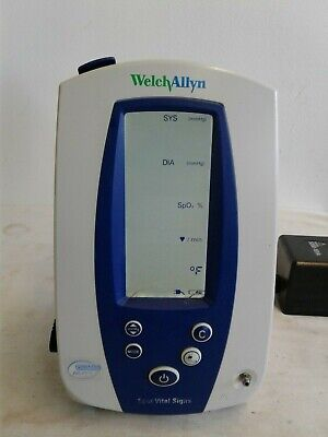 Welch Allyn 42ntb Spot Check Vital Signs Patient Monitor