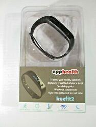 Apphealth KeeFit 2 Wireless Health Bracelet Never used.Model No. APH115.
