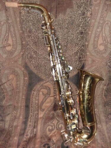 Conn 6M Alto Eb Saxophone 1958 S.N. 761857 Lady Face