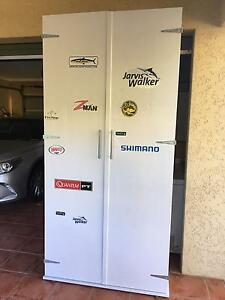 Fishing rod cupboard Brinsmead Cairns City Preview