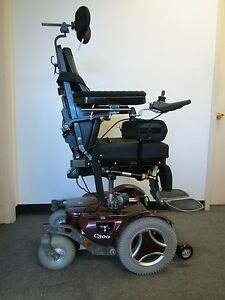 PERMOBIL  C300 WHEELCHAIR,POWER TILT,RECLINE,LEGS & 8