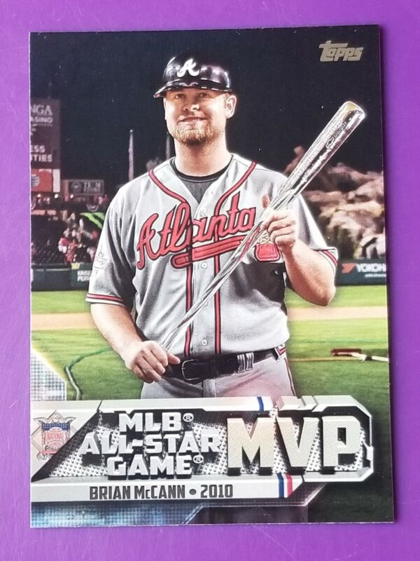 Brian McCann Baseball Card Database - Newest Products will be ...