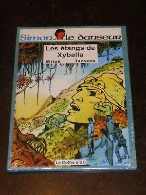 Sirius - Simon le danseur 2 - Les étangs de Xyballa - Coffre à BD (New)