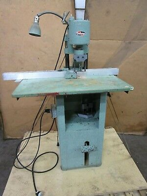 Challenge Jf 22373 Single Hole 14hp Paper Drilling Machine 115v 1ph