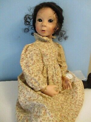 Julie Good Kruger Dolls- Rebecca Sunny Brook Farms  Limited Edition 1128/1500
