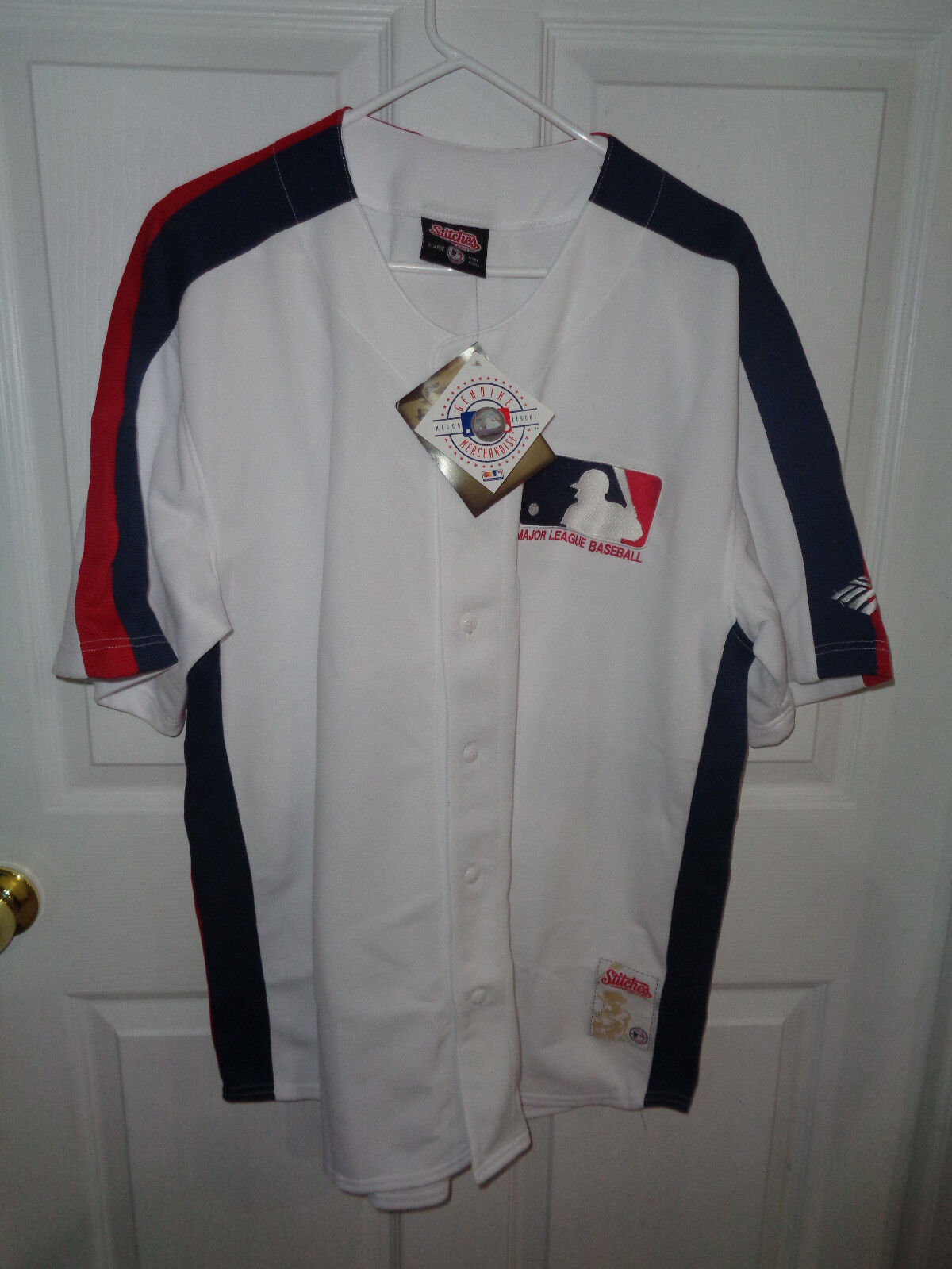 Stitches Athletic Gear Boston Red Sox Jersey Stitches