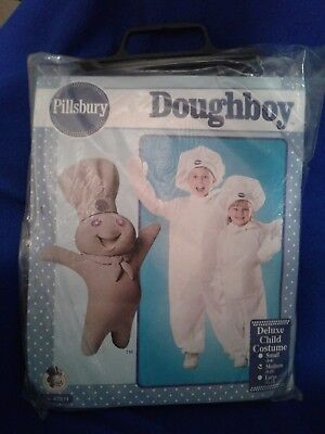 Pillsbury doughboy Halloween costume - child (Halloween Pillsbury)