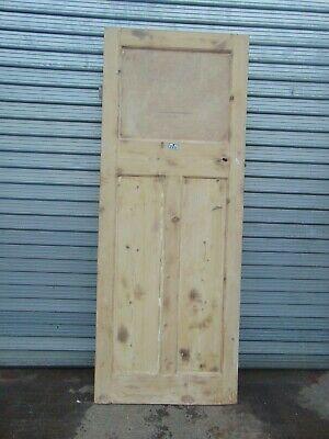 Reclaimed  Pine Internal Door 205