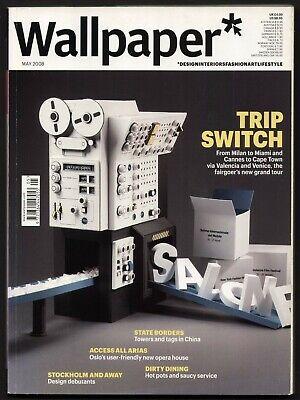 WALLPAPER magazine May 08  No 110