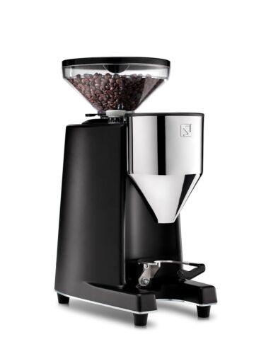 Nuova Simonelli G60 Espresso Coffee Grinder, On Demand, Digital - Black
