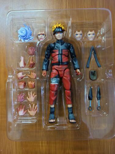 SH Figuarts Naruto Custom Repaint Manga