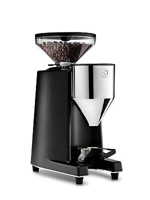 Nuova Simonelli G60 Espresso Grinder On Demand Black New Authorized Seller