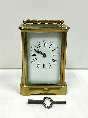 Vintage/Antique Brass Carriage Clock