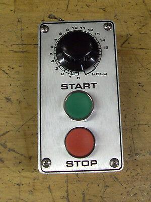 Hobart Mixer Start Stop With 15 Min 220 Volt Timer Kit H-600 60qt L-800 80qt