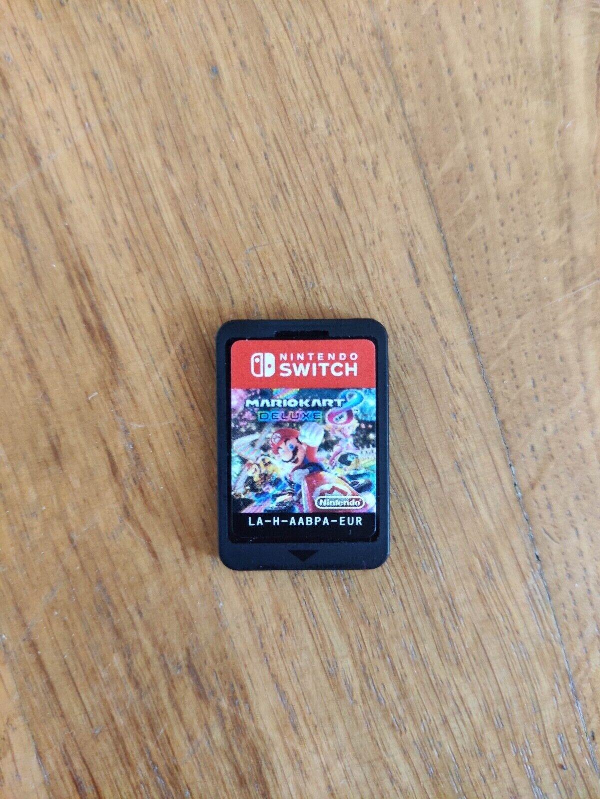Nintendo Switch / Mariokart Deluxe
