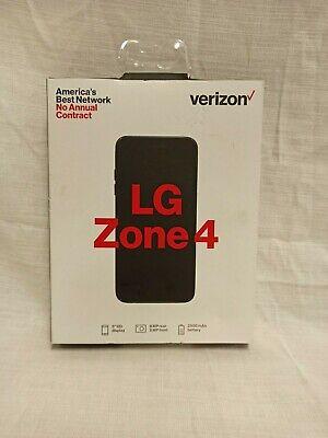 Verizon Prepaid Zone 4 with 16GB Memory Prepaid Cell Phone