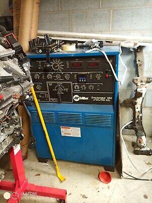 Miller Syncrowave 350