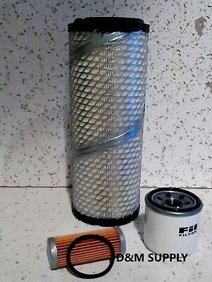 Heavy Duty John Deere Tractor Filter Service Kit 1025r 2025r 2305 2320